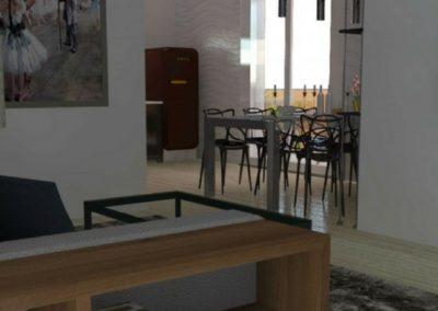Due camere in via Canestrini, affitto – C39