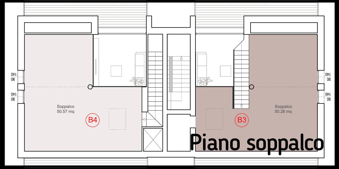 4 - B piano soppalco
