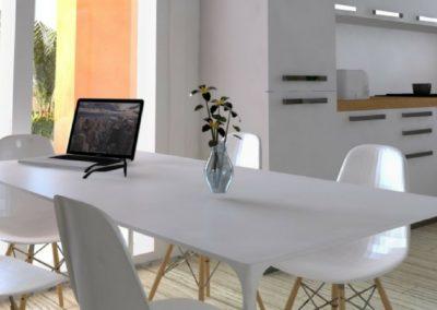 Appartamento di quattro camere– via Canestrini a Padova–C37